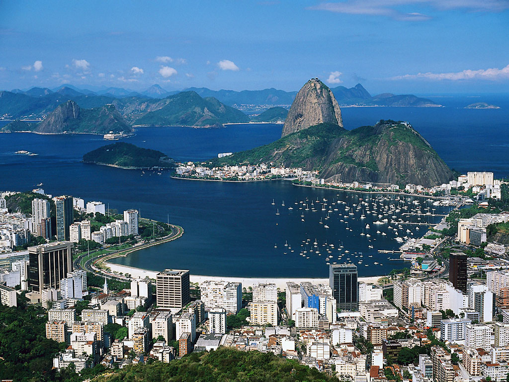 Os cinco bairros mais caros do país estão na Zona Sul do Rio