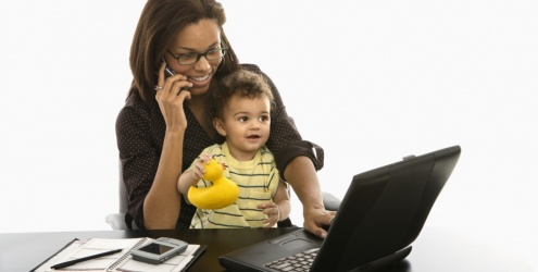 9 dicas para equilibrar trabalho e a maternidade