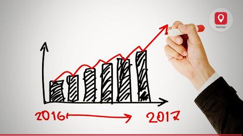 Planeje-se para o sucesso em 2017 no mercado imobiliário