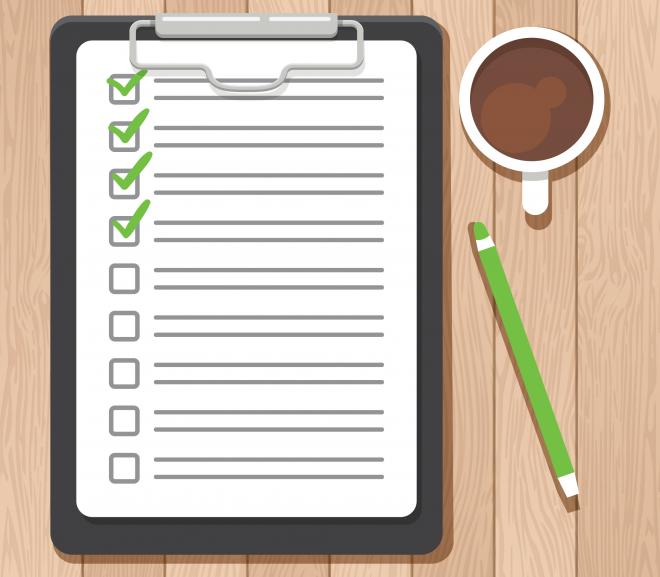 Lista de documentos para venda de imóveis