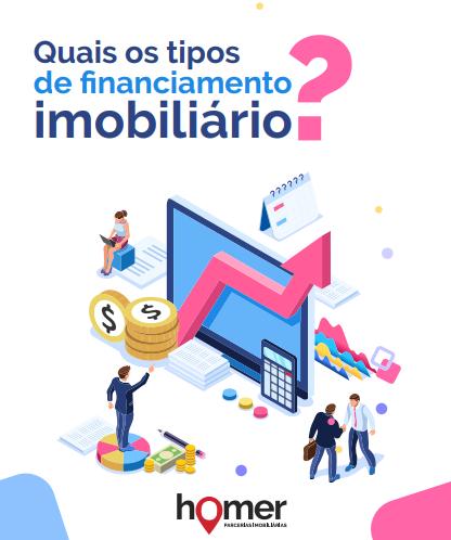 E-Book: Os tipos de financiamentos imobiliários utilizados no Brasil