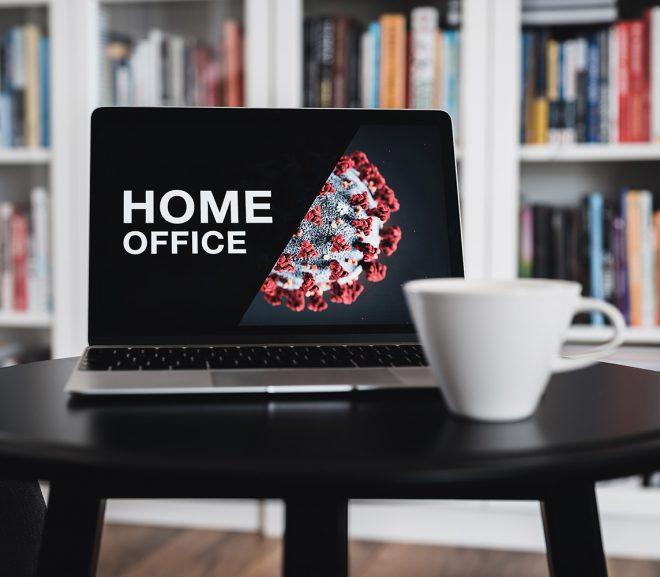 Tempos de coronavírus, tempos de trabalho em casa