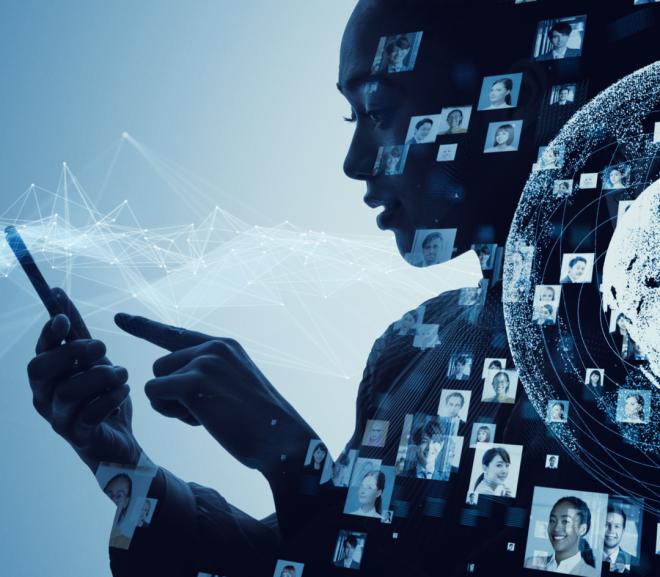 A tecnologia está mais humanizada ou os humanos estão mais tecnológicos?