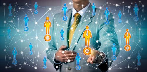 5 passos para prospectar clientes de forma efetiva.