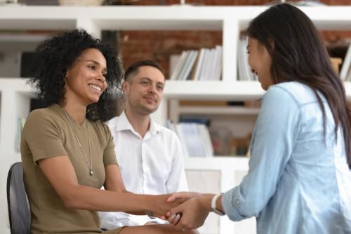 Atendimento ao cliente: o sorriso ideal para recebê-lo