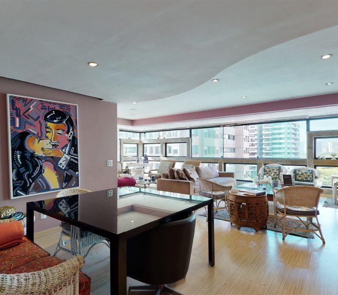 Esse apartamento na Barra é tudo o que seu cliente procura.