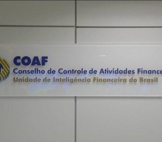 O COAF e sua importância